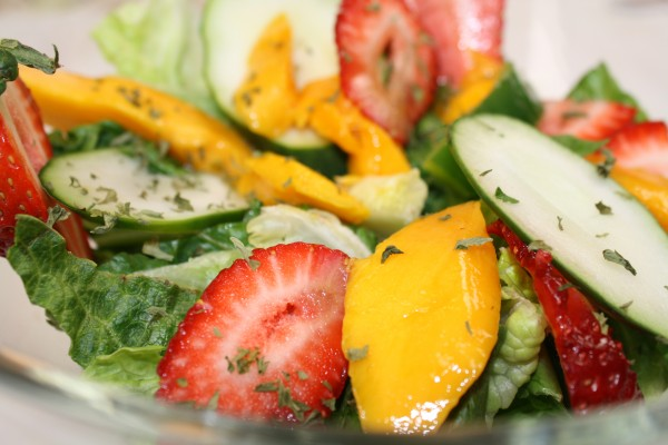 how to make mango balsamic vinegar
